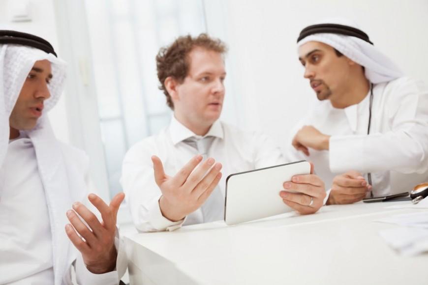 ΕΠΑΓΓΕΛΜΑΤΙΚΕΣ ΣΥΜΒΟΥΛΕΣ: Κάνοντας Δουλειές με Άραβες