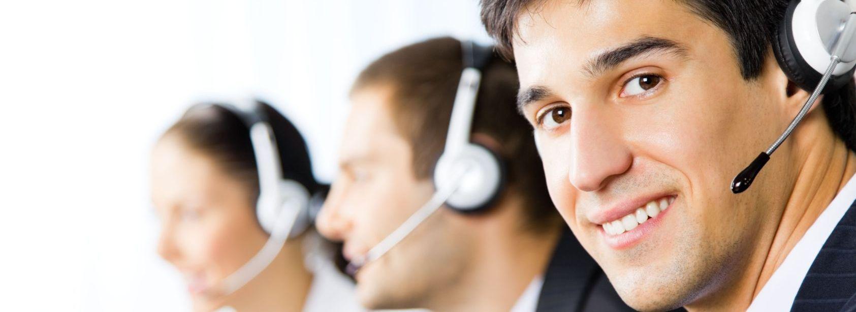 Τηλεφωνική Εξυπηρέτηση Πελατών - Customer Service